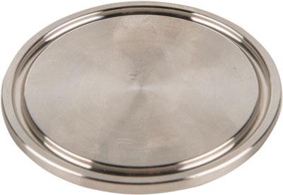 Blindplaat Tri clamp 32676